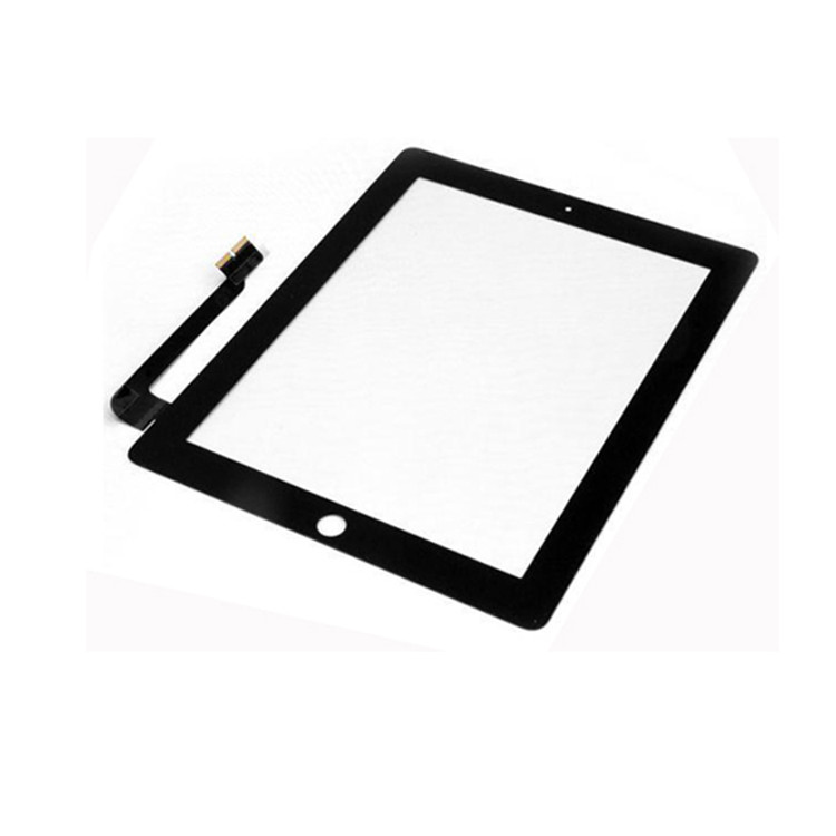 Half Assembly Touch Screen Digitizer for Apple iPad 4