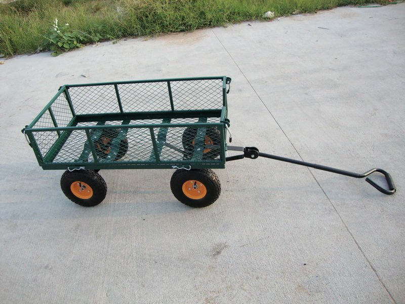 HOE SELL garden steel tool cart with CEcertificate,FROM MANUFACTURE