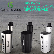 KangerTech DRIPBOX 160 Starter kit 160W output with Temperature Control 2016 NEW PRODUCT NEW DESIGN