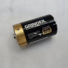 Cheap Battery Shaped Metal Cigarette Grinder