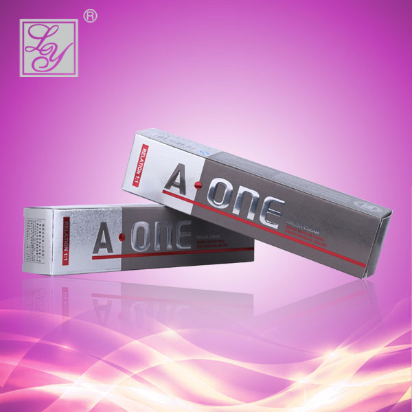GMPC Factory Best natural hair color,permanent hair color cream,ammonia free hair color