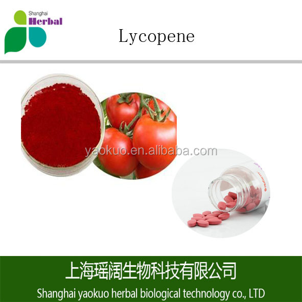 Whloesaler supply 100% pure Lycopene