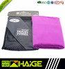 promotion quick dry custom logo embroidery microfiber travel towel