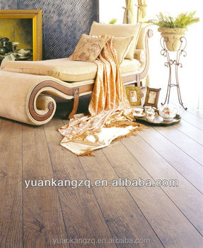Best 8mm, 12mm molded ac2, ac3,ac4 grade laminate flooring made of hdf, mdf board with arc double click system