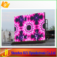Aliexpress france p10 advertise led outdoor advertising board