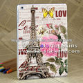 Eiffel tower design case for iPad Air
