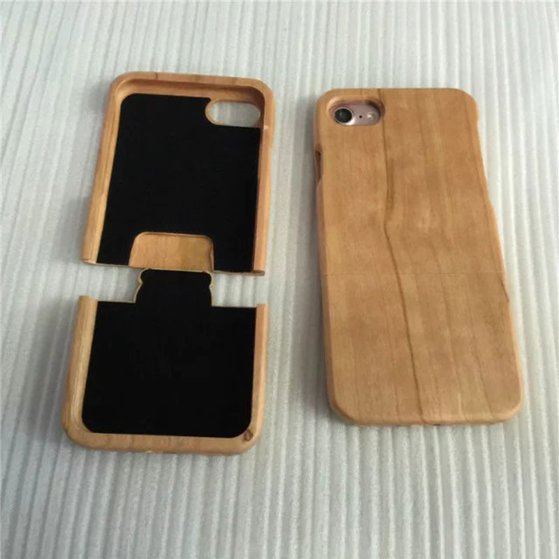 bulk cell phone case mobile wood case for iphone 7,for iphone wood case