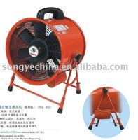"SHT Series Portable Blower(8"",10"",12"",14"",16"",18"") with ""A"" supporter"