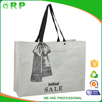 Customized designs colorful print lamination pp woven shopping bag