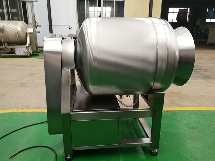 Sale Good Price Automatic Marinating Machine for Chicken Beef Halal Processing Equipment Vacuum Meat Tumbler