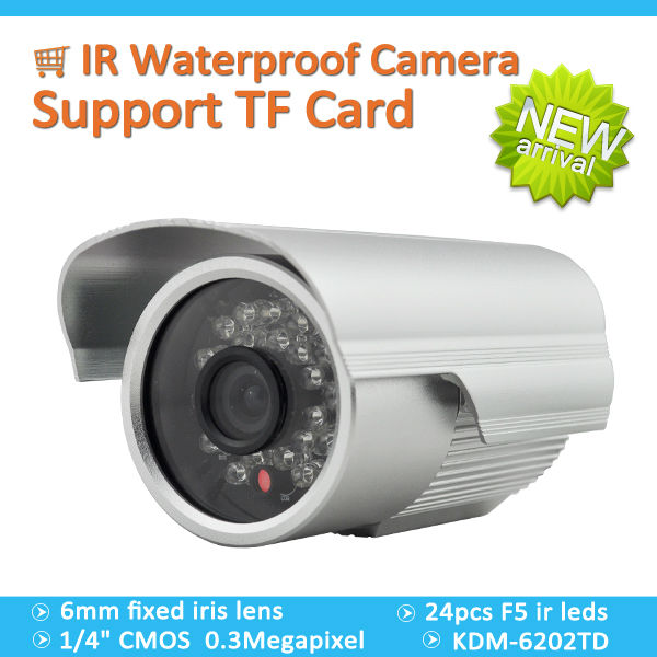New digital technology! HOT CMOS waterproof 30M night vision infrared CCTV camera