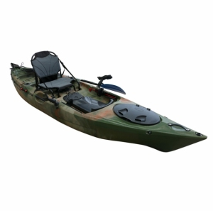 From Vicking 12.5' Kayaking with Motor Kayak Fishing