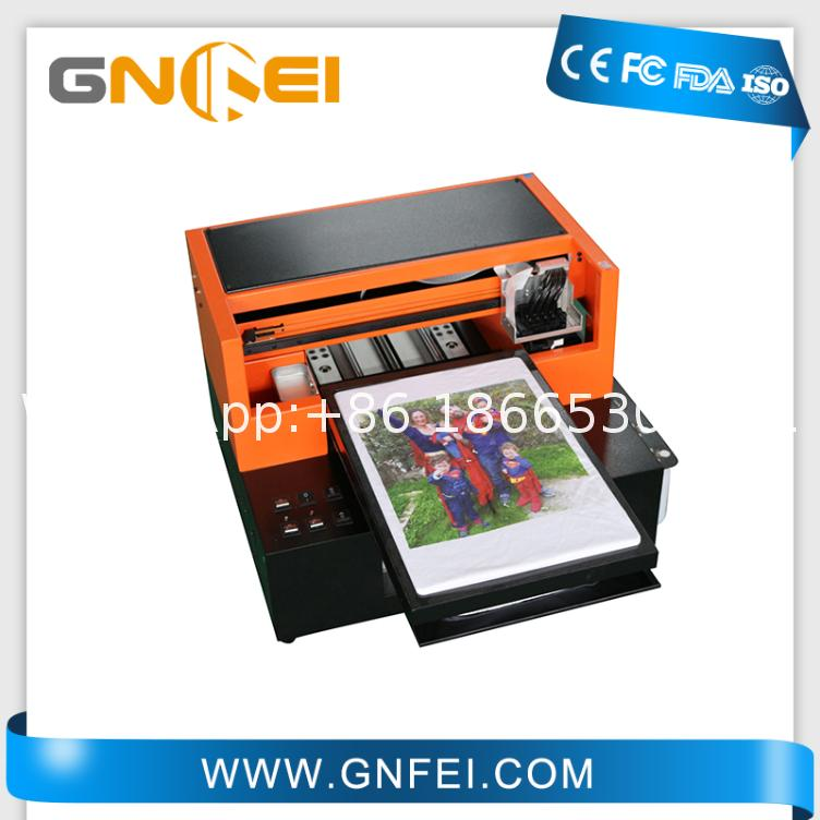 Best price textile printers cotton small