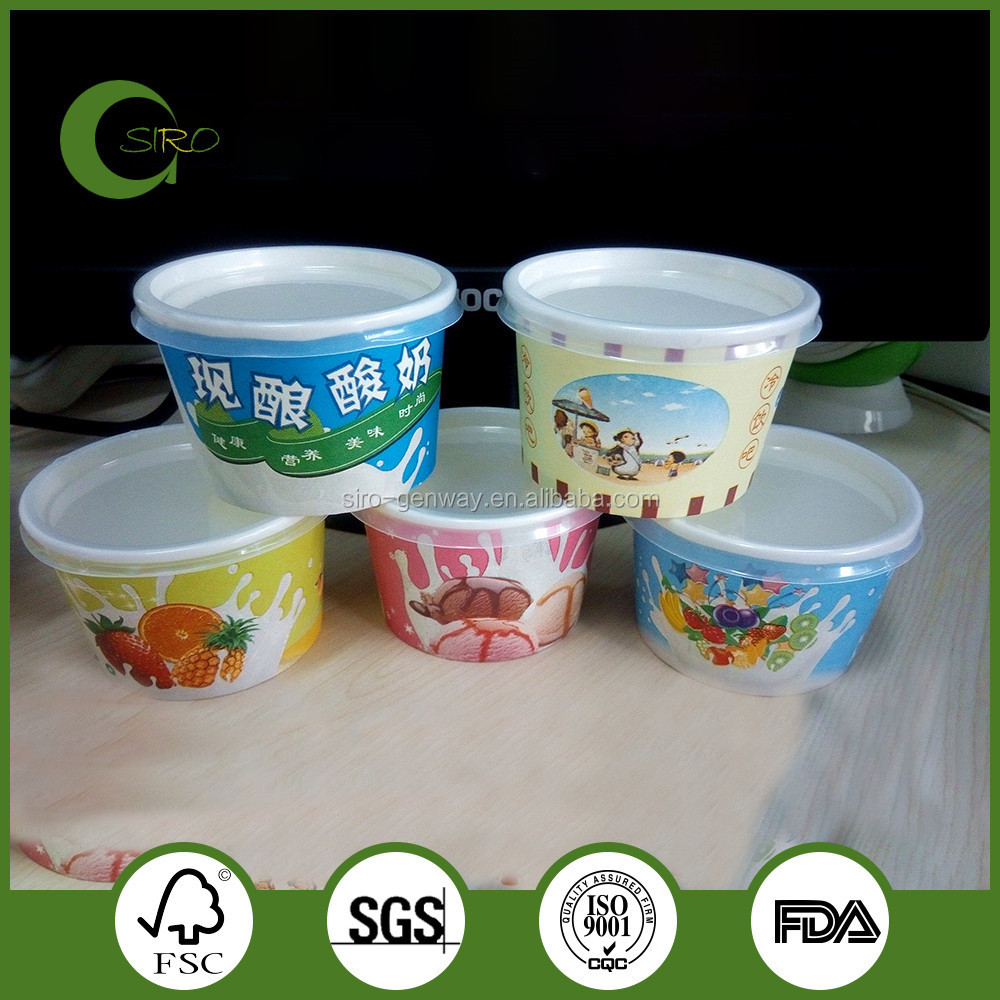 ice cream paper cups, Cold Drink Paper Cups
