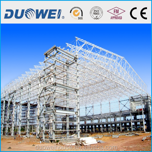 newly production steel structure