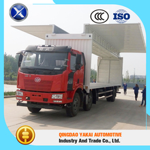 Large factory hot sell wing opening ckd refrigerated cargo van truck body box