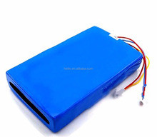 small rechargeable 12v 10ah lifepo4 battery pack for electric bike