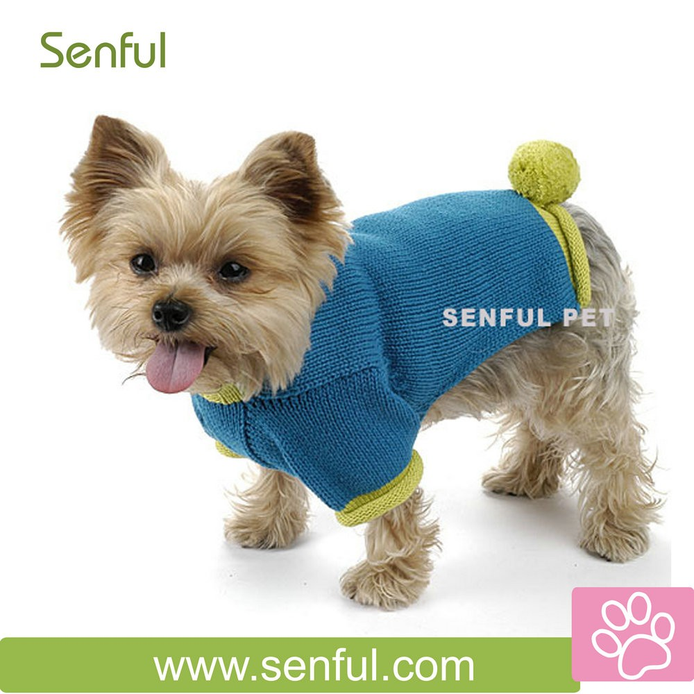 Pet clothing Dog cute sweater