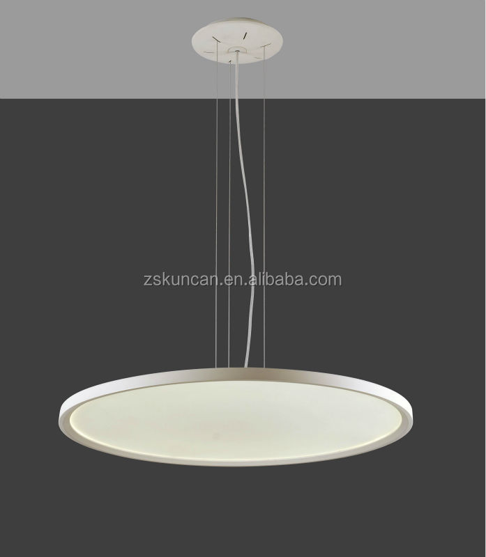 Professional modern round led chandelier China supplier D720mm