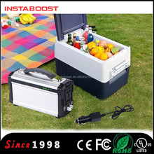 instaboost IPSG400 lithium ion battery Powerpack 400 with Solar Charging Option portable power generator