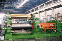 Hot sale Two roll type Rubber Refiner