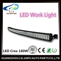 LED Work Light 180w 4X4 led light bar Car accessoies offroad dual row led light bar