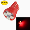 T10 1210 4SMD LED lighting bulb light for cars made in China