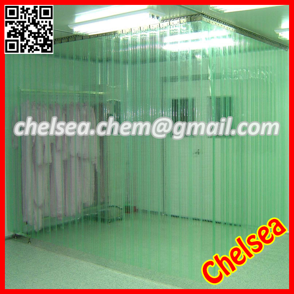 Industrial standard strip welding grade pvc curtain