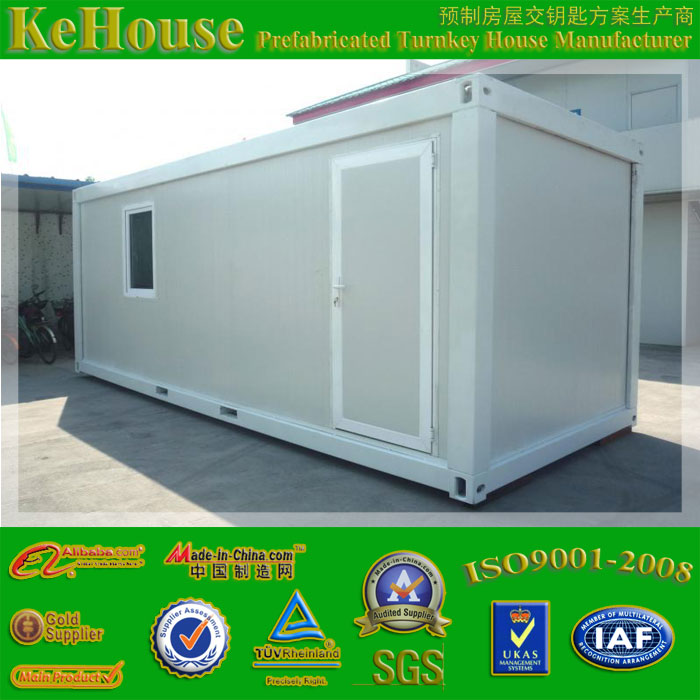 mobile portable log cabin prefab container house for sale