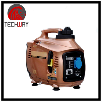 factory price construction used gasoline generator silent digital generator
