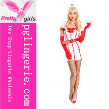 NO MOQ 1Pcs Accept Sexy Bedroom Japanese Nurse Costume