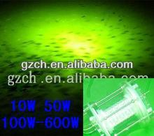 12V 24V 36V 48V Submersible Deep Drop IP68 waterproof Underwater Green LED Fishing Light 10W 18W 36W 50W 100W