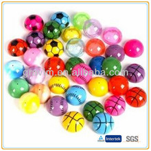 football promotional high bouncing ball