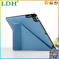 Utrathin Fashion Style Transformers Stand Design Magnetic Leather Case for ipad 2 3 4 Smart Cover Smartcover for iPad 4