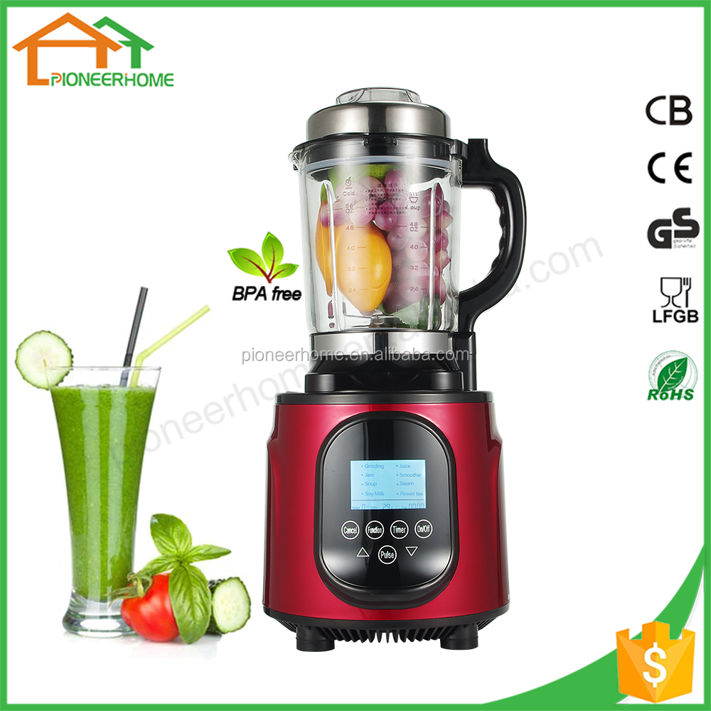 Heating Multi Function Cost Of A Blender