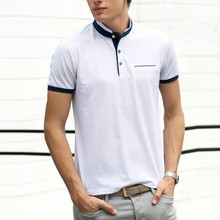 OEM Custom 100 Cotton Pique Plain Polo T Shirts 2018 Fashion Slim Fit Mens Muscle Sports Polo Shirts