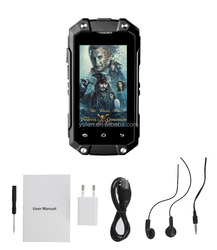 "ip65 water resistant small cell phone China produce rugged android 2.45"" tiny phone"