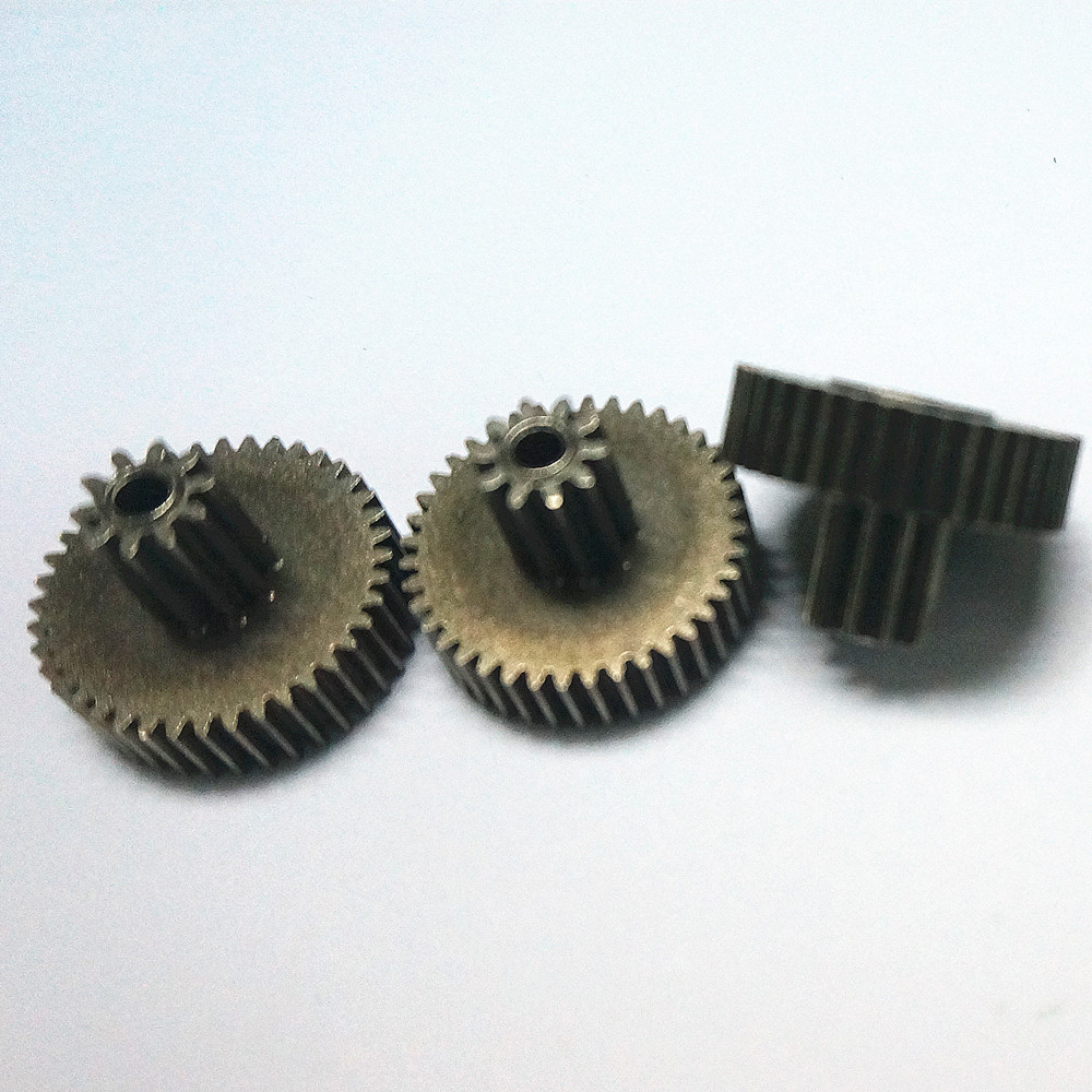 Sintered Double Spur Transmission Gear