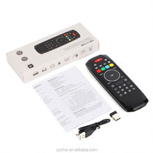 New Arrival Metal t95 tv box full loaded xbmc/kodi free hd sports movies with air fly mouse