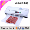 yason plastic bag food vacuum sealer plastic bag for frozen chicken plastic bag with clear window