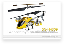 SG-H4309 Hot Sale! rc 4ch avatar chopper 4309 with built-in gyroscope