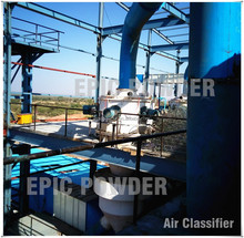 Ultrafine Powder Airborne Separator/Turnkey Plant Project