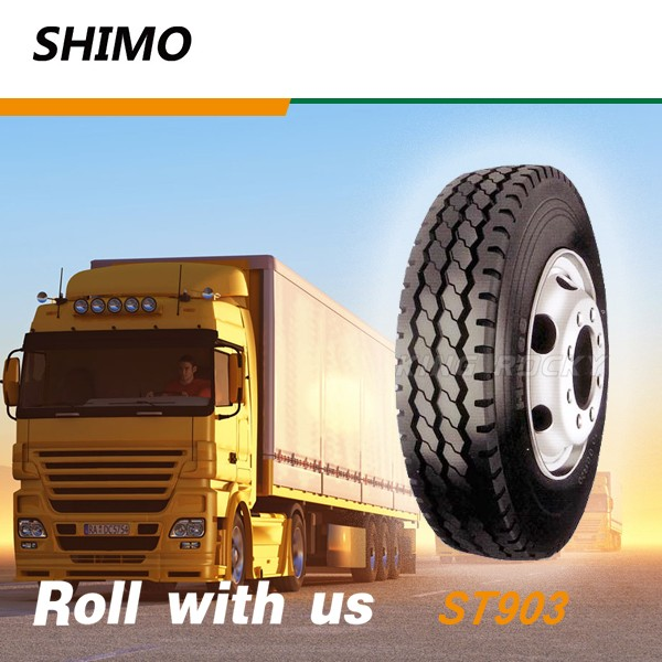 SHIMO ST903 wholesale used semi truck tires in miami 10.00r20