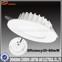 modern style no UV clean round led downlight