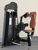 Hansome Brand Gym Club using fitness equipment Commercial Fitness Equipment/ Gym Equipment / Abdominal Machine HDX-F606