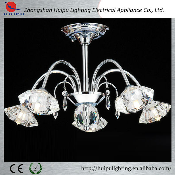 2014 High Quality New Design star shaped ceiling lamp