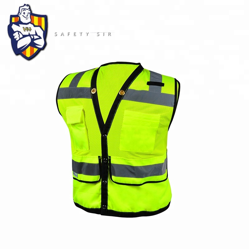 Mesh Hook Loop <strong>Safety</strong> Vest security vest work hi vis reflective vests hot in china high visibility road <strong>safety</strong> reflective <strong>safety</strong>