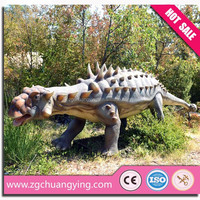 Exhibition Mechanical Dinosaur for sale