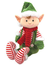 best toys for christmas gift, promotion gift plush toys, christmas elf plush toy