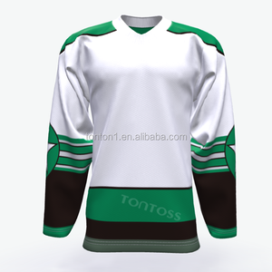 Custom team sublimated ice hockey jersey